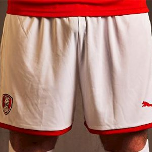 NEW Home Shorts 17/18