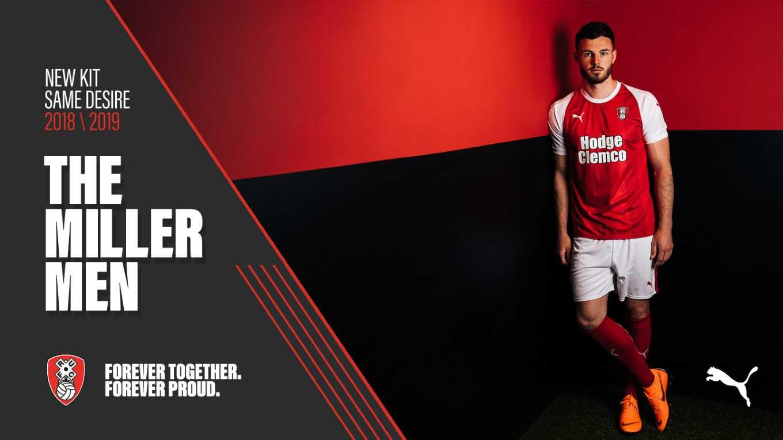 8776bdc6e35 SHOP | 18/19 Home Kit on sale now - News - Rotherham United