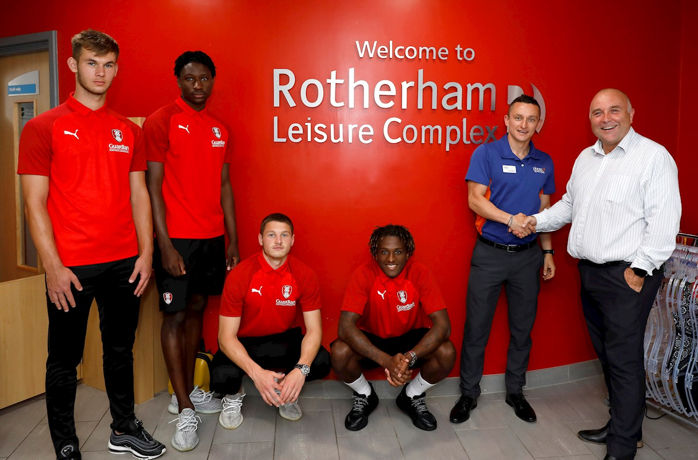 Read millers agree new deal with places leisure news - Gyms in rotherham with swimming pools ...