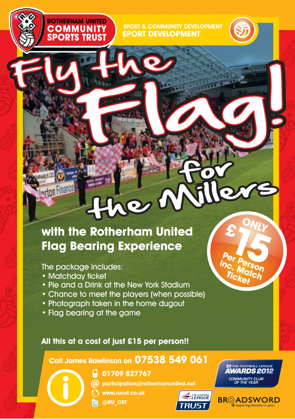 Flag Bearer Flyer