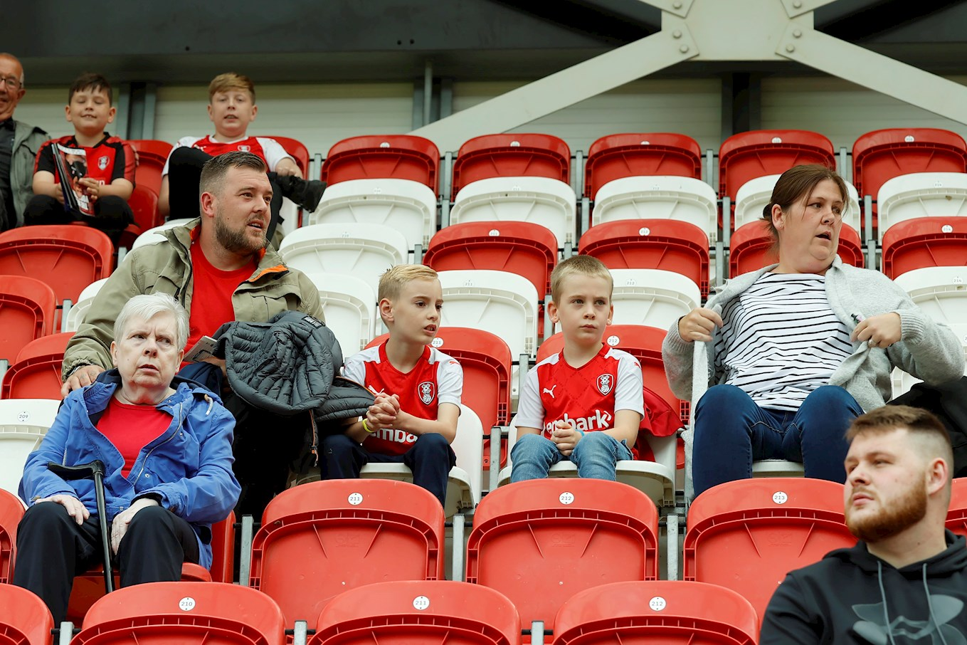 RUFC v Plymouth Argyle - 043 - Key Workers.jpg