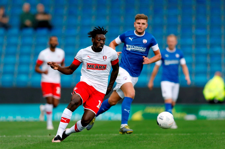 REPORT | Chesterfield 1 v 2 Rotherham - News - Rotherham United